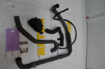 HONDA CB600 HORNET SY    AIRBOX  & ENGINE BREATHER HOSES  #1 (CON-B)